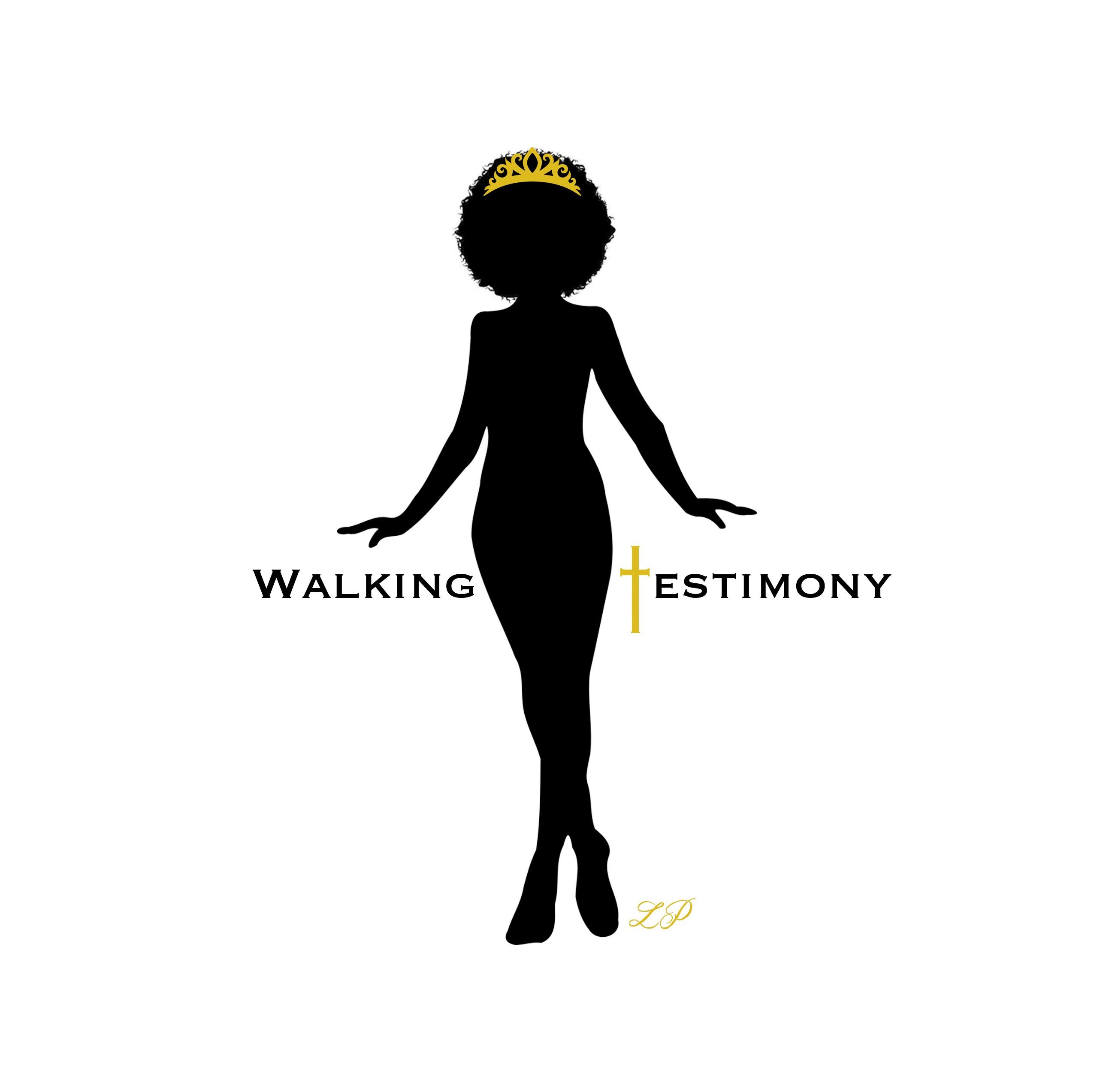 Walking Testimony | Psalm 105:1
